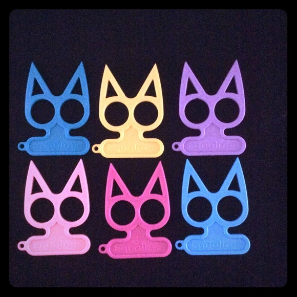 Corsicana Trading Accessories Kitty Self Defense Keychain Qty 1